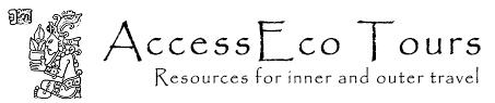AccessEcotours – Stefanie Baeker Logo