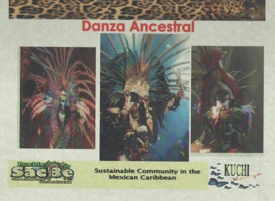 Danza Ancestral Poster